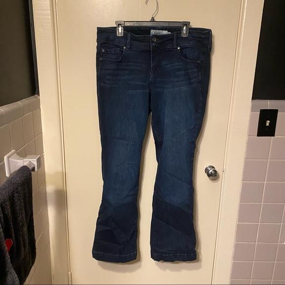 Torrid bootcut jeans, 16R